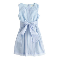 crewcuts Girls Organdy Bow Dress