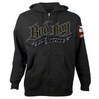 Bad Boy Kids Zip Sweatshirt (Large)