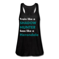 train like a Shadowhunter tank style 2