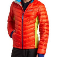 Columbia Men's Reach The Peak Hybrid Down Jacket
