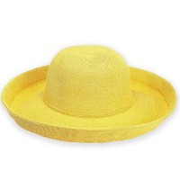Tropical Classics Hat, Crushable, Packable with 3 Inch Brim