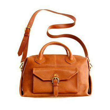 The Walkway Satchel - Madewell
