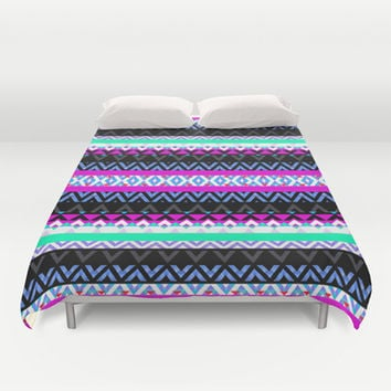 Mix #336 Duvet Cover by Ornaart