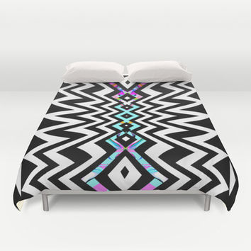 Mix #429 Duvet Cover by Ornaart