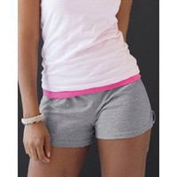 Women's Anvil Cheerleader Athletic Shorts