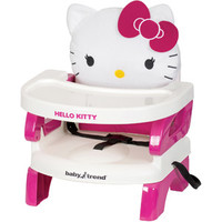 Walmart: Baby Trend EasySeat Toddler Booster Seat, Hello Kitty
