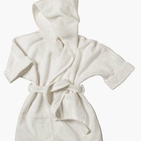 Sckoon Organic Cotton Baby Bath Robe (Age=one-size(1-3yr))