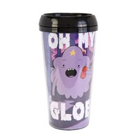 Adventure Time Oh My Glob Travel Mug