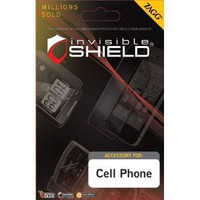 ZAGG invisibleSHIELD for Apple iPhone 4 & 4S (Case Friendly)(Screen) - Retail Packaging - Clear
