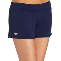 Speedo Women's Endurance Solid Swim Short Coverup