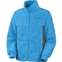 Columbia Boys 4-20 Steens Mountain Fleece Jacket