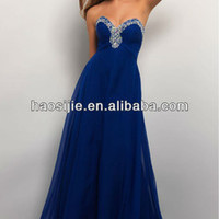 Alibaba.com - Wholesale Royal Blue Chiffon bridesmaid dress