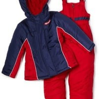 Iextreme Boys 4-7 Snowsuit with Bib and Jacket