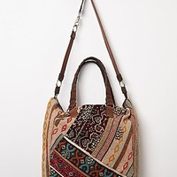 Free People Womens India Rose Tote - Multi, One