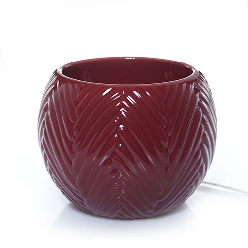 Crimson mia scenterpiece™ warmer from the yankee candle