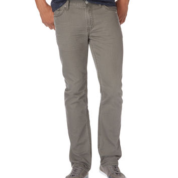 Aeropostale Mens Slim Straight Color Wash Jeans -