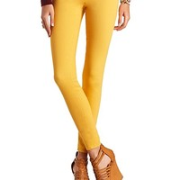 "Refuge ""Skin Tight Legging"" Colored Skinny Jeans"