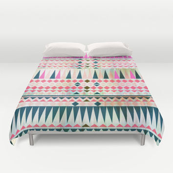 Mix #545 Duvet Cover by Ornaart