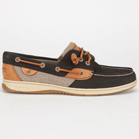 Sperry Top-Sider Ivyfish Womens Boat Shoes Black  In Sizes