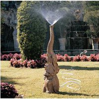 Elephant Water Fountain