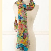 Spring Fever Scarf - Francesca's Collections