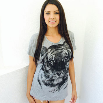 Bella Tiger Tee