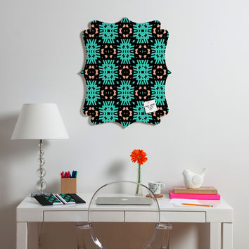 Lisa Argyropoulos Southwest Nights Quatrefoil Magnet Board