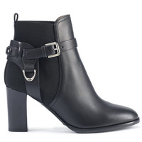 Calfskin Meadow Bootie
