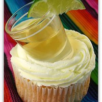 How to Make Margarita Cupcakes | RecipeGirl.com
