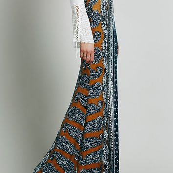 Novella Royale Womens Broken Wing Printed Maxi