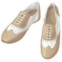 Casual Spectator Shoes  Accessories et al. | The J. Peterman Company $175
