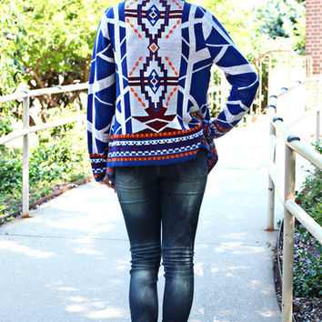 Autumn Lights Cardi