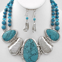 "30% off use promo code ""wanelo"" at checkout. Tickle Me Turquoise Necklace"