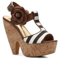 Not Rated Treky Sandal Wedges Sandal Shop Women's Shoes - DSW