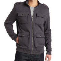 Kenneth Cole Men&#x27;s Aviator Sweatshirt