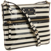 Kate Spade New York Flicker- Tenley Cross Body - designer shoes, handbags, jewelry, watches, and fashion accessories | endless.com