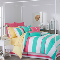 Southern Tide Cabana Stripe Bedding Collection | Dillard's Mobile