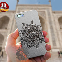 Mandala Pattern Case, Paper Case for Iphone 4, 4s, Iphone 5, 5s, Iphone 5c, Samsung Galaxy S3, S4, S5, Samsung Galaxy Note 2, Note 3.