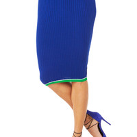 Rehab Midi Land Skirt