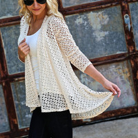 Middle of September {Cardigan}