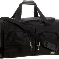 Rockland Luggage Rolling 22 Inch Duffle Bag
