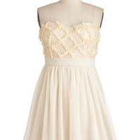 Swan That I Want Dress | Mod Retro Vintage Dresses | ModCloth.com
