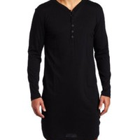 American Essentials Men`s Organic Cotton Nightshirt