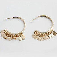 Skull Skull Earrings | OWL MONKEYS