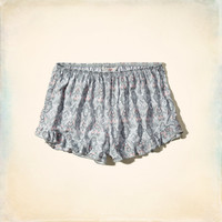 Hollister + Lucy Hale Short-Shorts