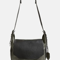 rag & bone 'Bradbury' Flap Hobo