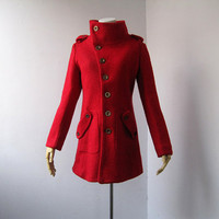 woolen coat 005 by YL1dress on Etsy