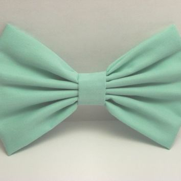 MINT big Hair bow clip for women teens girls back to school style fashion to be