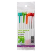 up & up® - 8ct Mechanical Pencils - .7 mm Lead