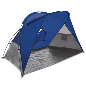 SheilaShrubs.com: Cove Sun Shelter - Blue 112-00-139-000-0 by Picnic Time : Camping Tents & Shelters